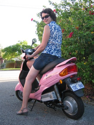 Emax Scooter